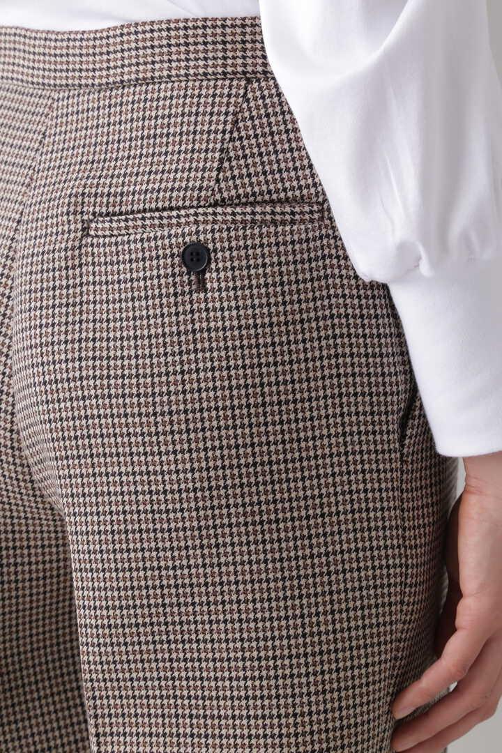 【先行予約 10月中旬入荷予定】HOUND'S TOOTH CHECK W CLOTH TR11