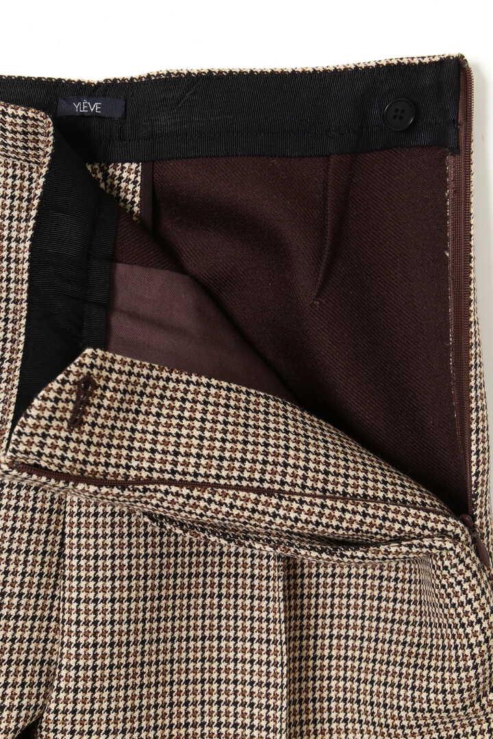 【先行予約 10月中旬入荷予定】HOUND'S TOOTH CHECK W CLOTH TR12