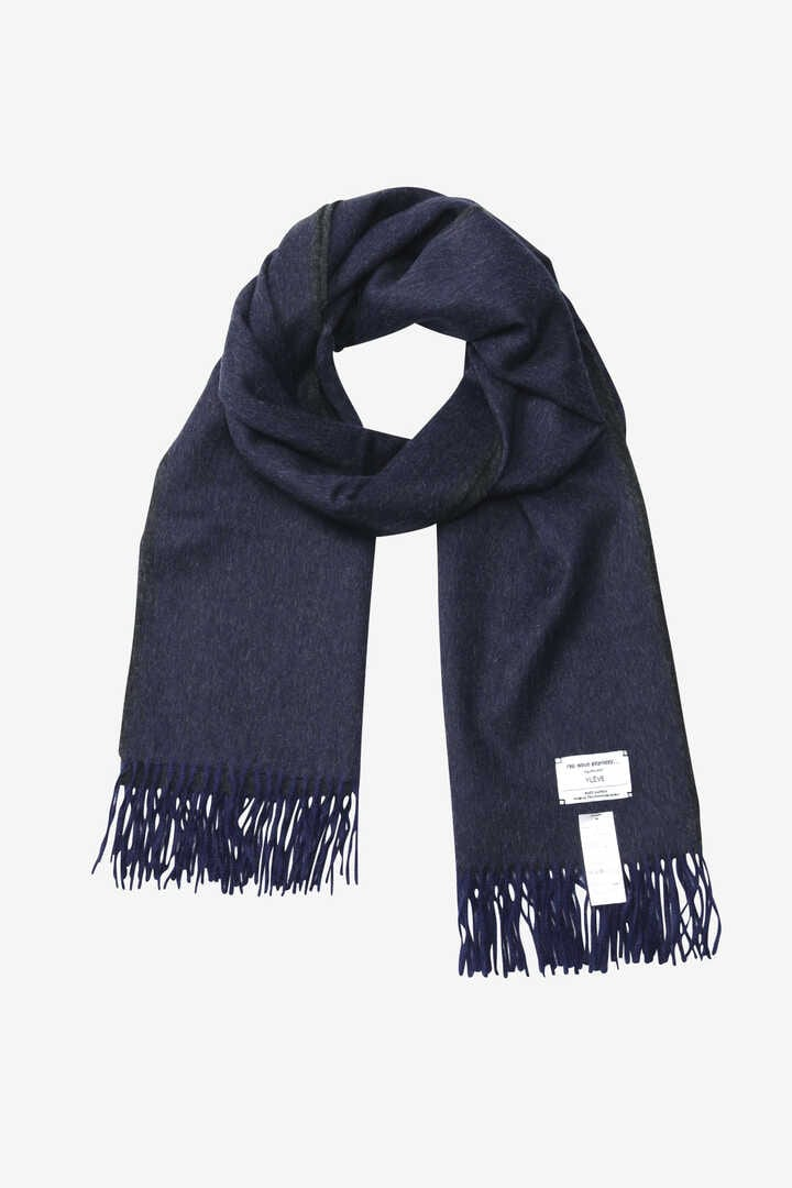 [別注]THE INOUE BROTHERS DOUBLE FACE BRUSHED STOLE4
