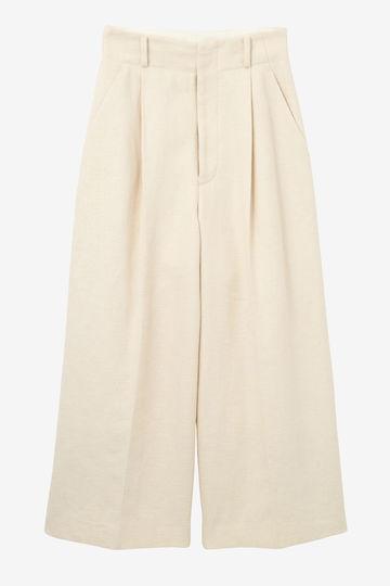 Cotton Linen Serge