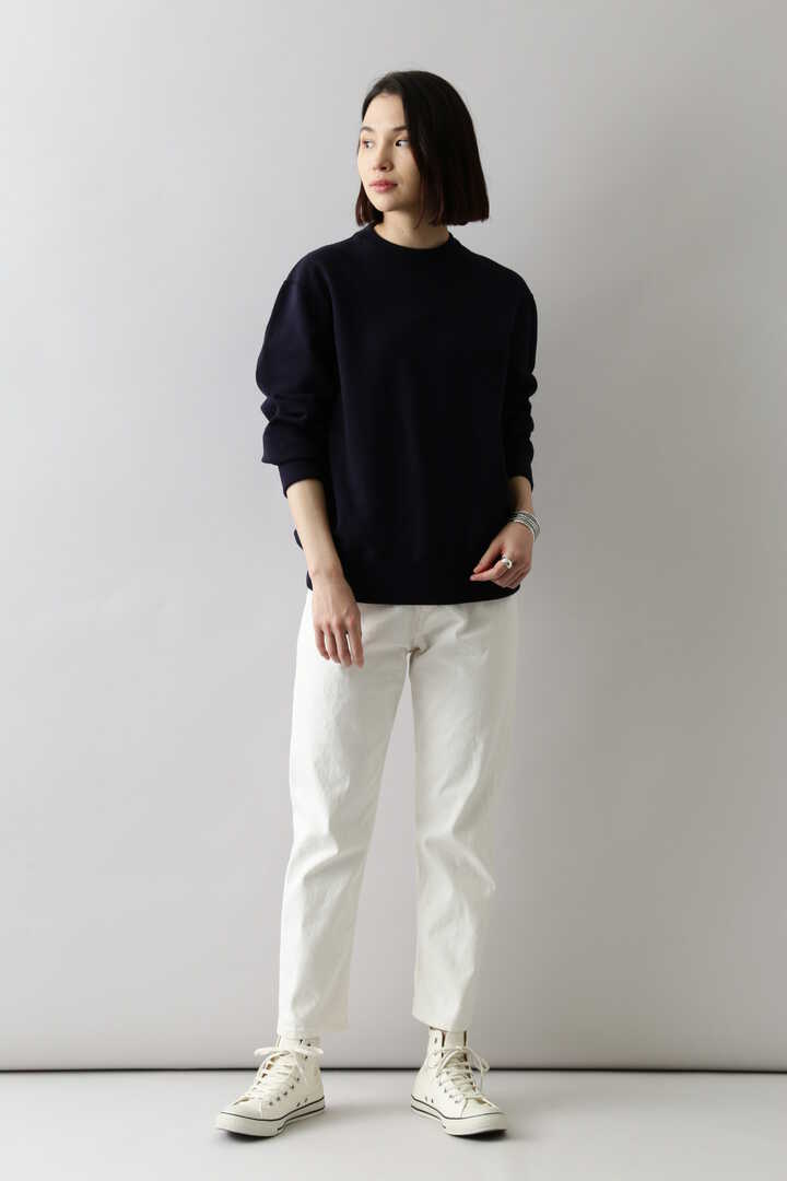 【VERY2月号掲載】13.5oz DENIM HIGH WAIST TAPERE
