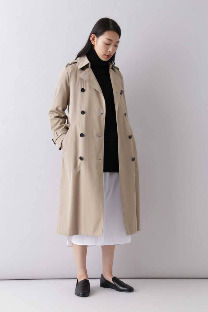 SUPIMA CTN TRENCH COAT3