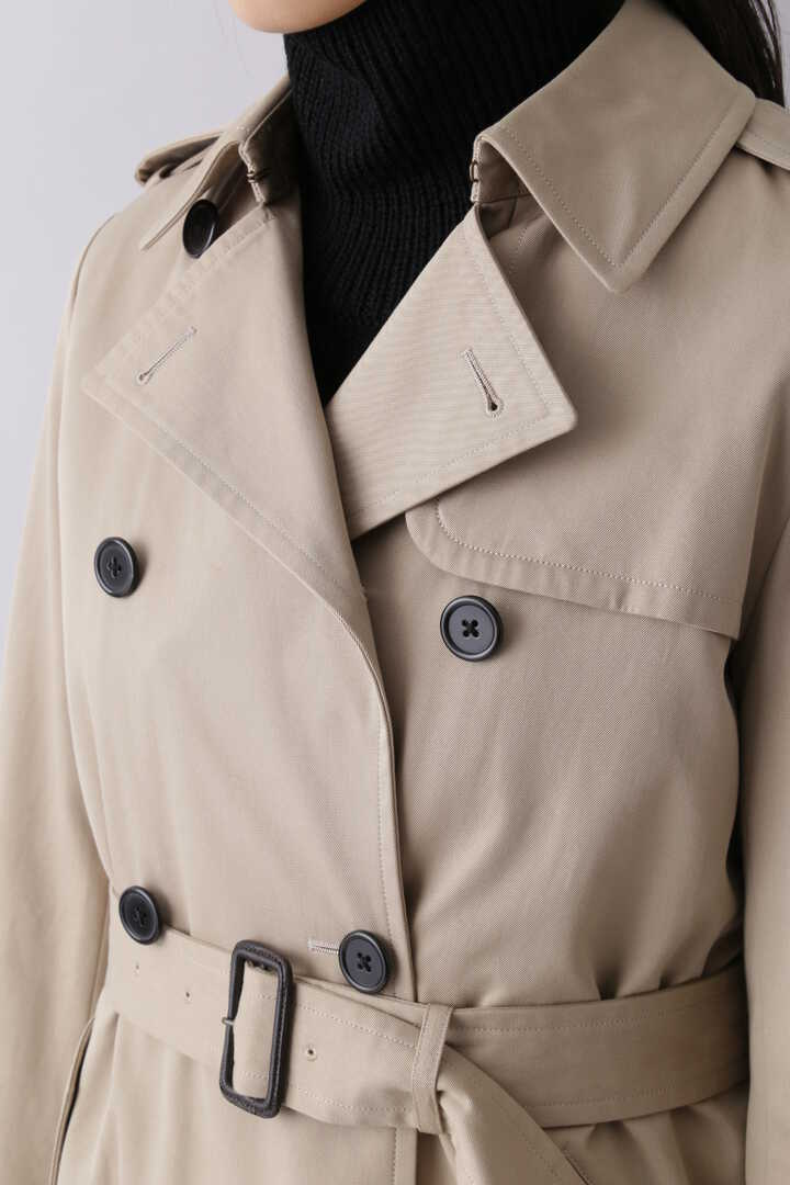 SUPIMA CTN TRENCH COAT4