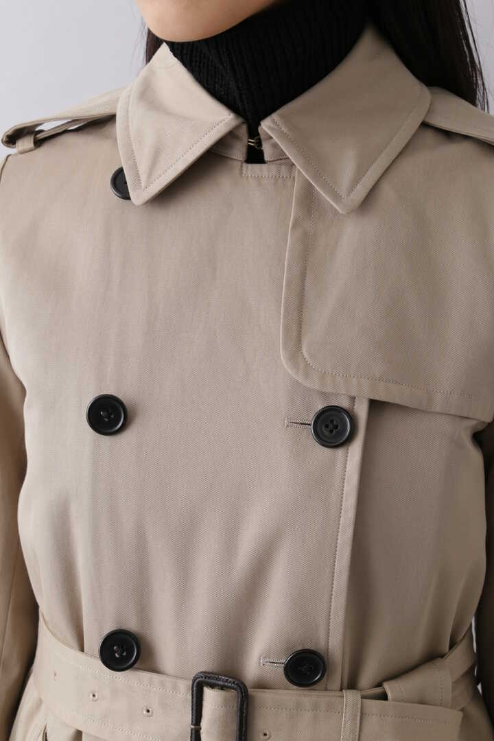 SUPIMA CTN TRENCH COAT5