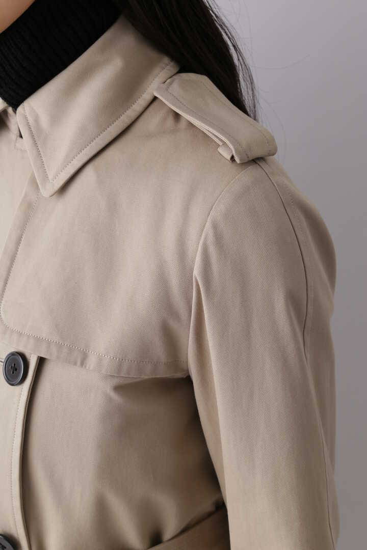 SUPIMA CTN TRENCH COAT6