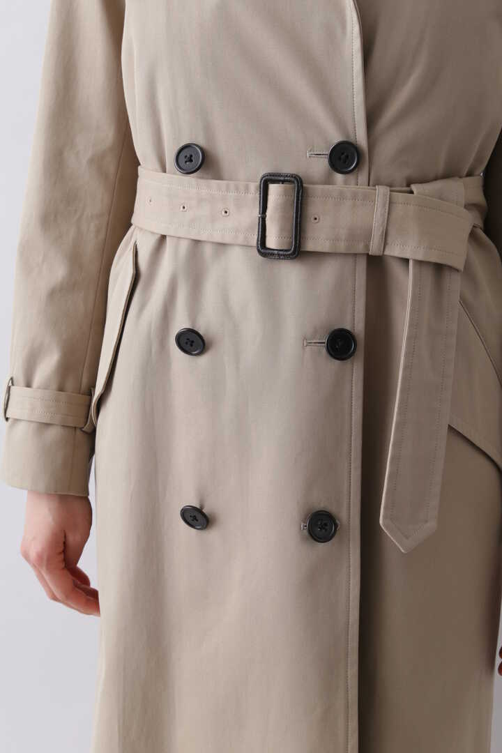SUPIMA CTN TRENCH COAT8
