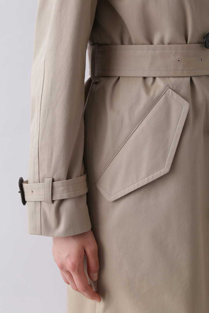 SUPIMA CTN TRENCH COAT9
