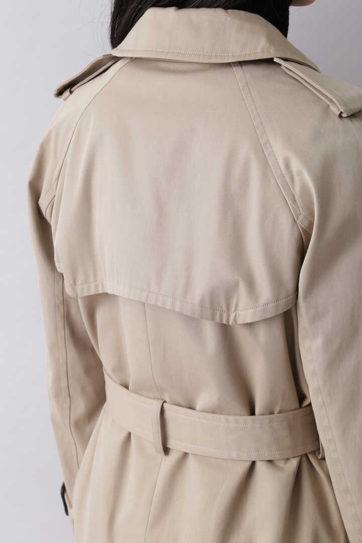 SUPIMA CTN TRENCH COAT10
