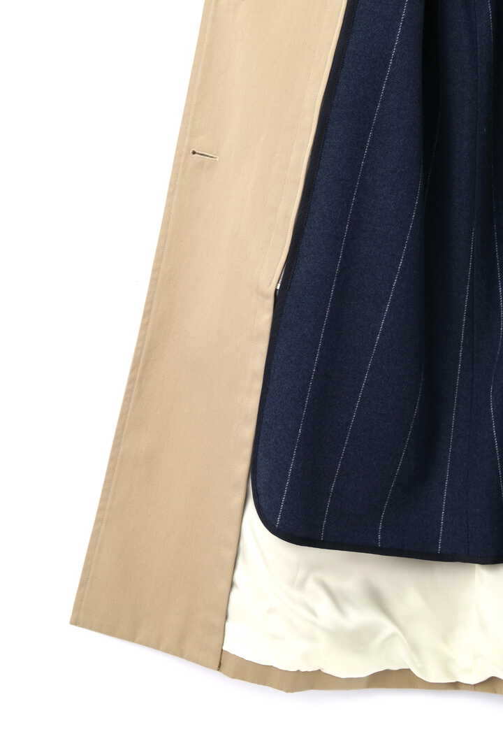 SUPIMA CTN TRENCH COAT12