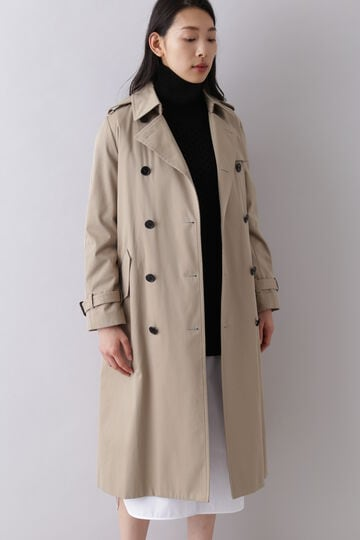 SUPIMA CTN TRENCH COAT_040