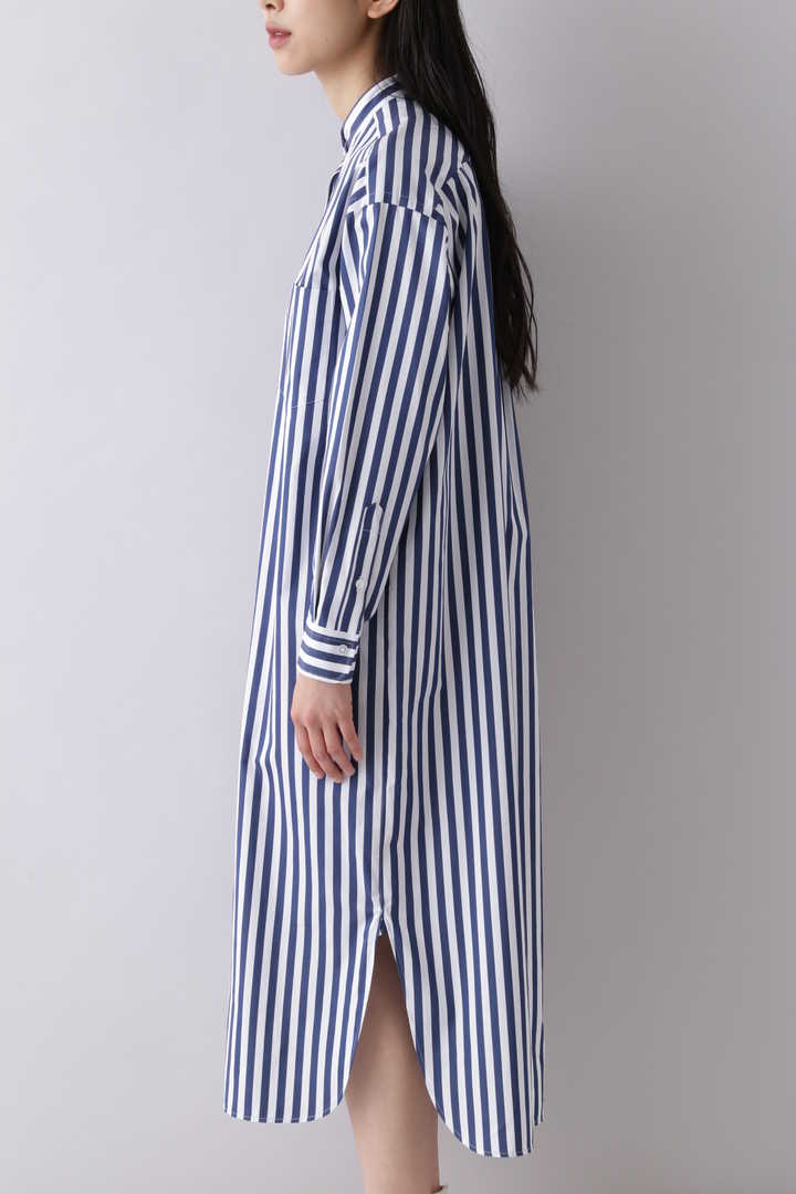 HIGH COUNT COTTON STRIPE SH/OP6