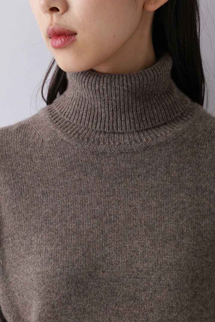 CASHMERE KNIT TURTLENECK P/O9