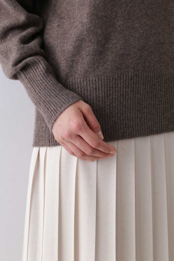 CASHMERE KNIT TURTLENECK P/O11