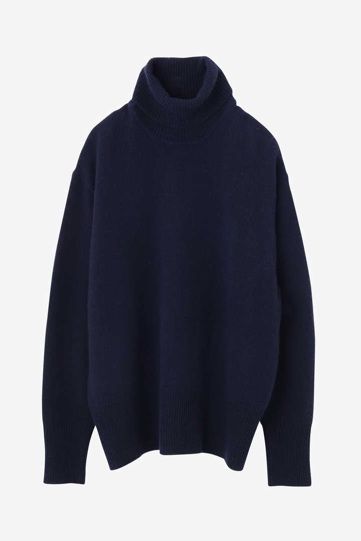 CASHMERE KNIT TURTLENECK P/O13