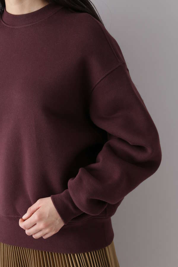 FINE COTTON FLEECE P/O
