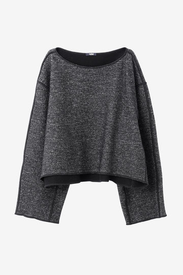 WOOL/COTTON W JERSEY P/O