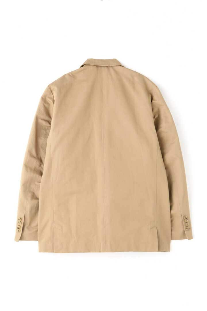 BLURHMS / COTTON LINEN KERSEY 2B JACKET2