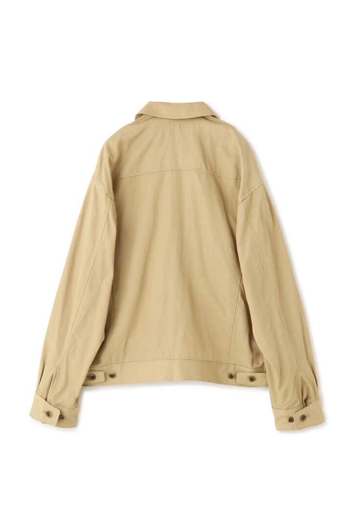 BLURHMS / RAYON COTTON SHORT JACKET2