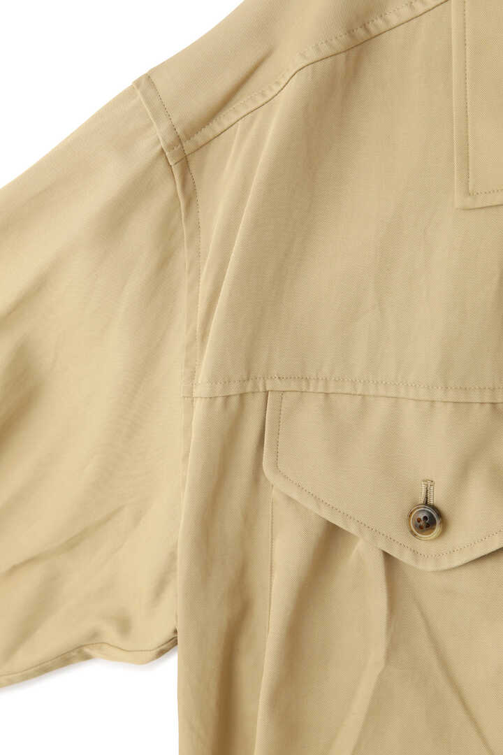 BLURHMS / RAYON COTTON SHORT JACKET4