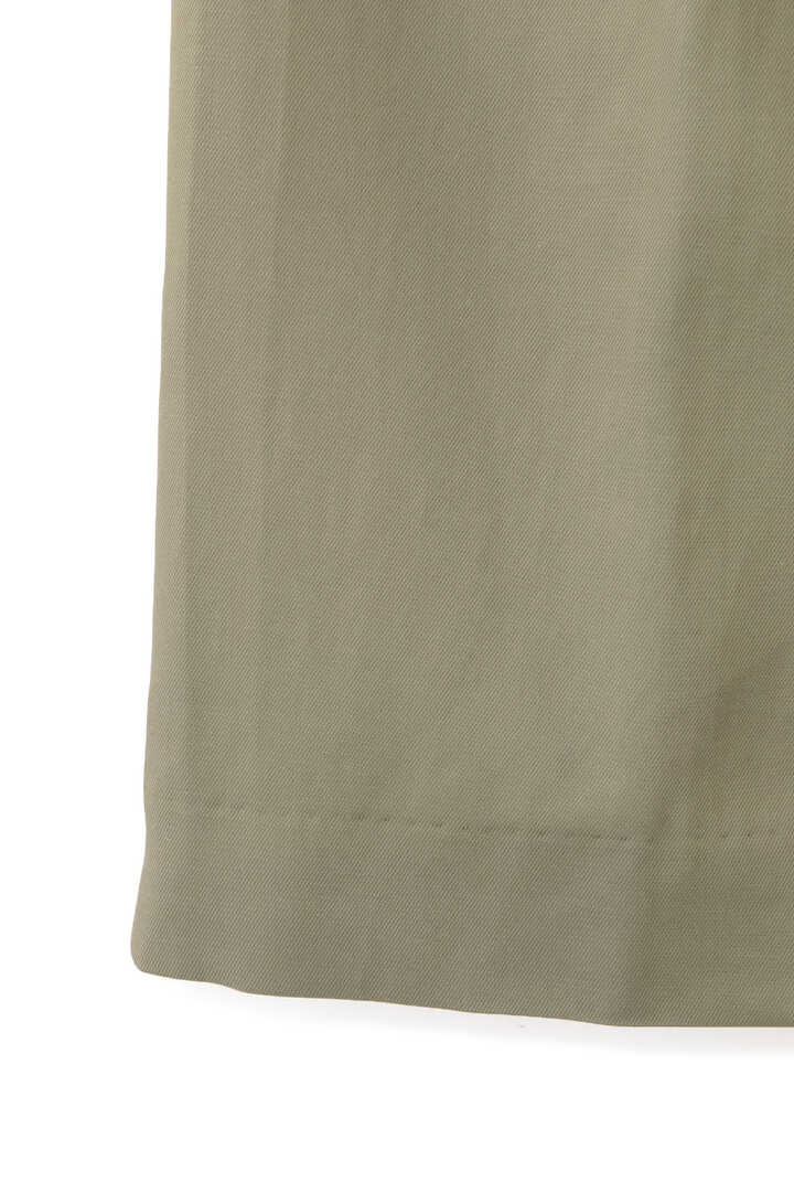 BLURHMS / CUPRA COTTON GABARDINE SIDE STRING SLACKS5