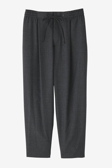 ATON / WOOL TROPICAL EASY TAPERED PANTS_010