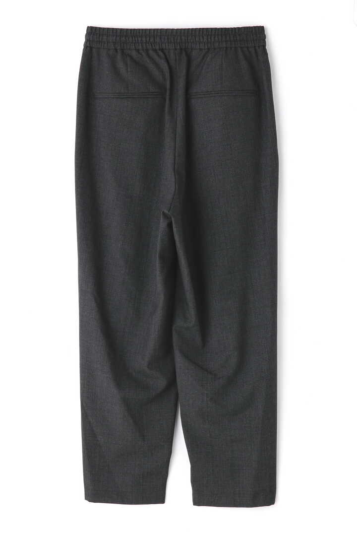 ATON / WOOL TROPICAL EASY TAPERED PANTS2