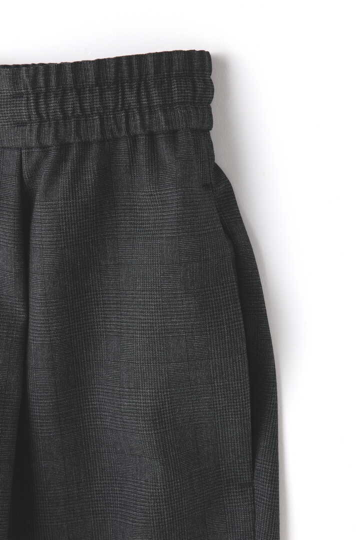 ATON / WOOL TROPICAL EASY TAPERED PANTS4