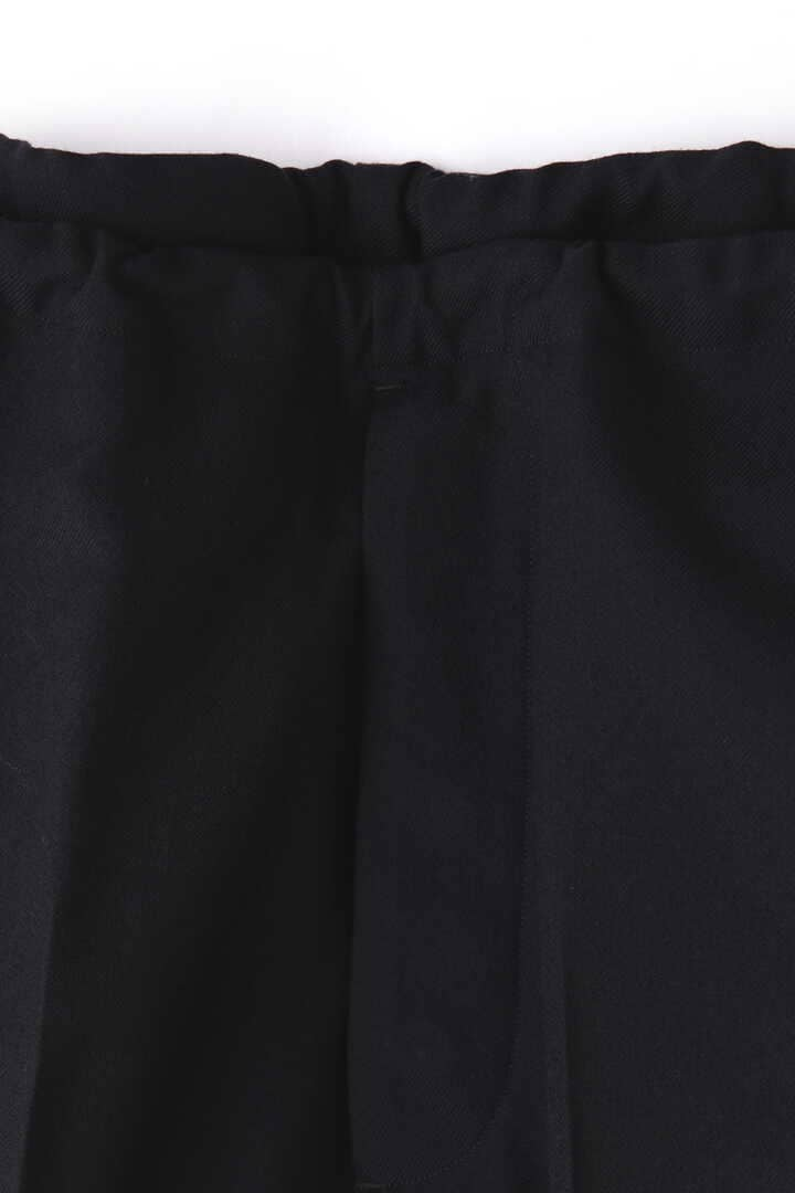 BLURHMS / WOOL SURGE SIDE STRING SLACKS3