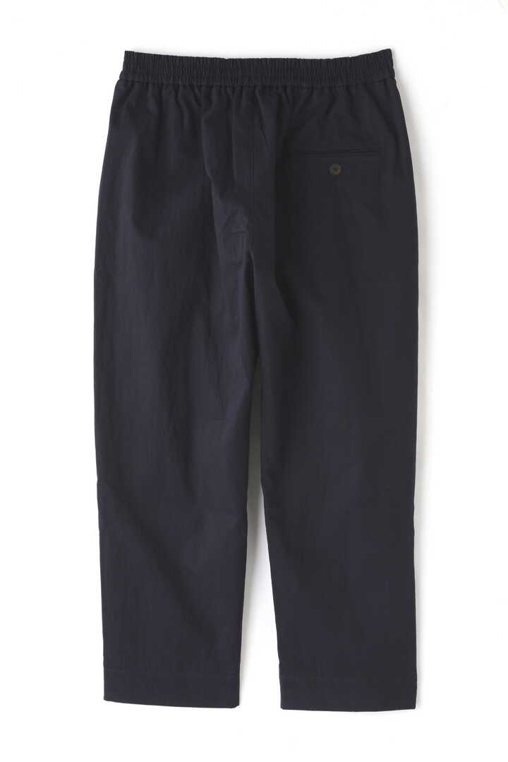 STUDIO NICHOLSON / PREMIUM COTTON TWILL EASY ELASTICATED PANT2