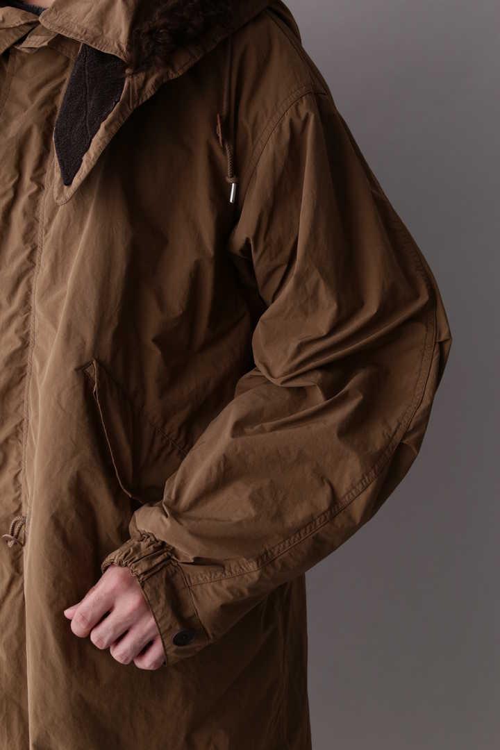 ATON / FISHTAIL COAT