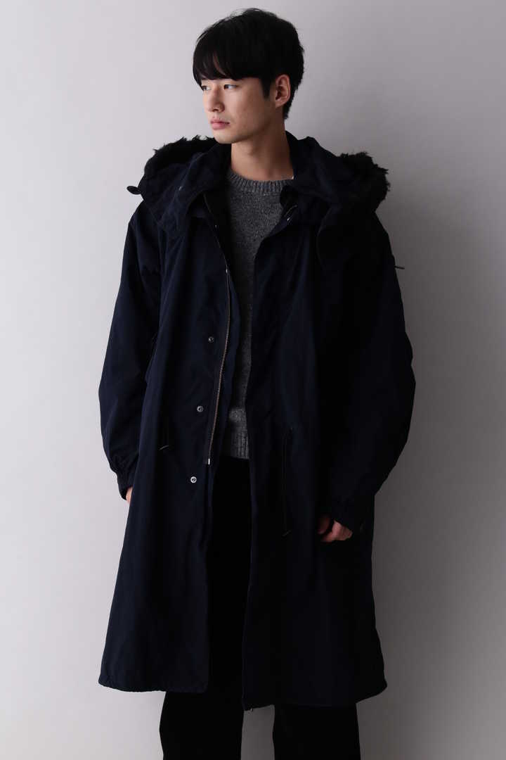 ATON / FISHTAIL COAT