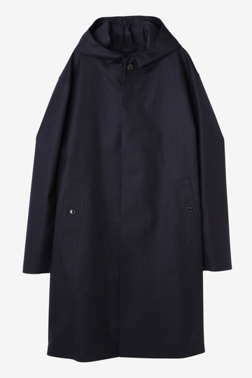 MACKINTOSH / OVERSZ SNGL BRSTED H COAT