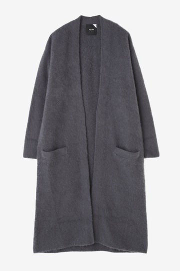 ATON / LONG CARDIGAN