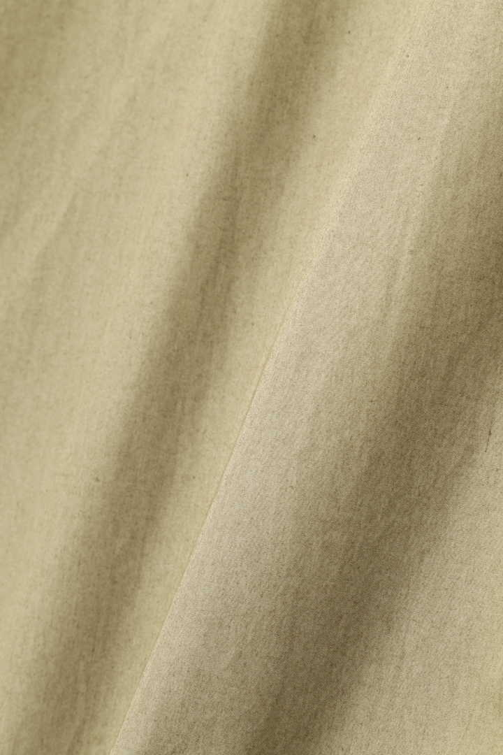 STUDIO NICHOLSON / PAPER POPLIN SHIRTING-S
