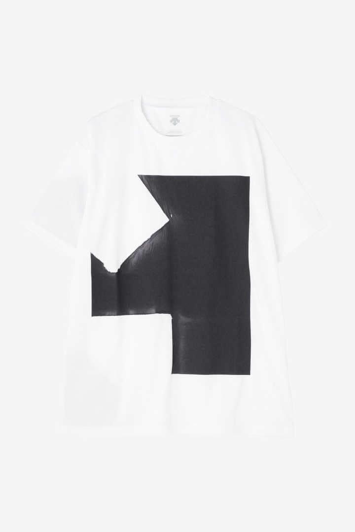 DESCENTE PAUSE / FOLDED BLOCK T