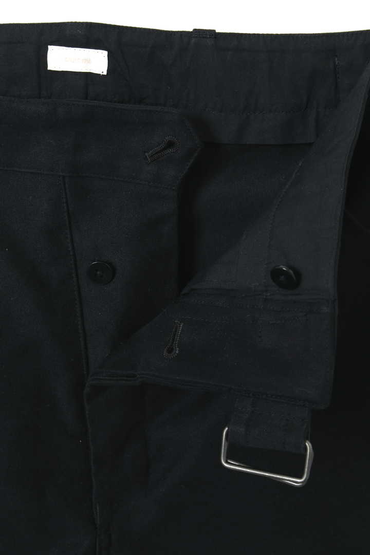 BLURHMS / COTTON SUEDE BELT ROLL7