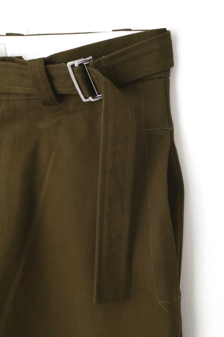 STUDIO NICHOLSON / PEACHED TWILL TROUSERS5