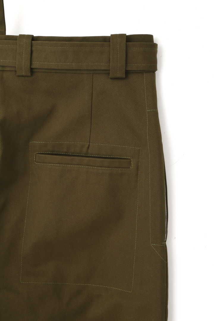 STUDIO NICHOLSON / PEACHED TWILL TROUSERS9