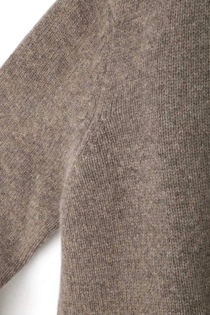 STUDIO NICHOLSON / ENGLISH LAMBS WOOL FIVE GAUGE CREW NECK4