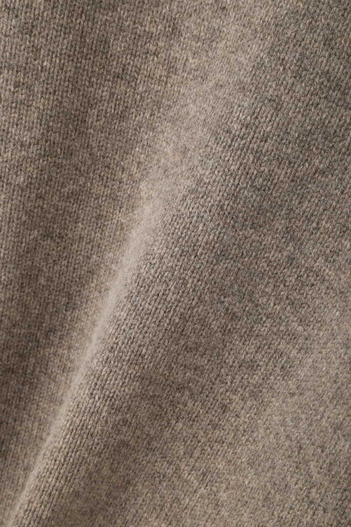 STUDIO NICHOLSON / ENGLISH LAMBS WOOL FIVE GAUGE CREW NECK6
