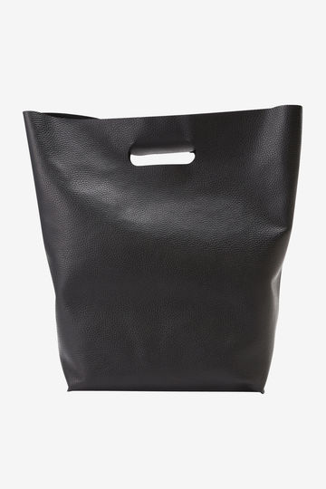 THE LIBRARY / LEATHER BAG L