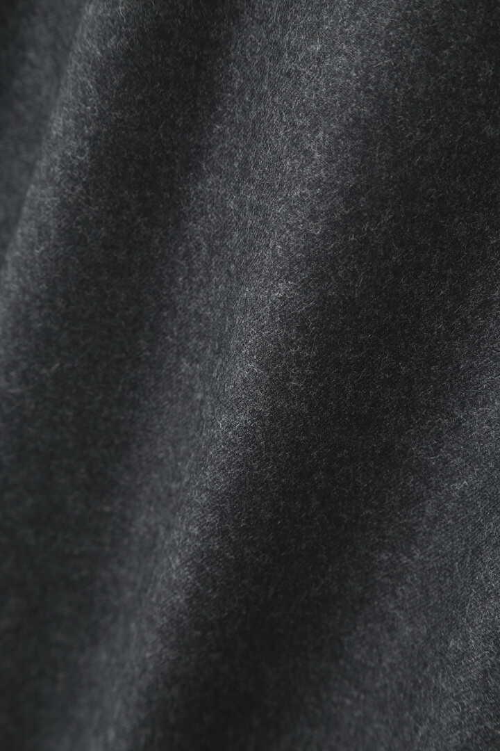 [UNISEX] WOOL FLANNEL LONG SH12
