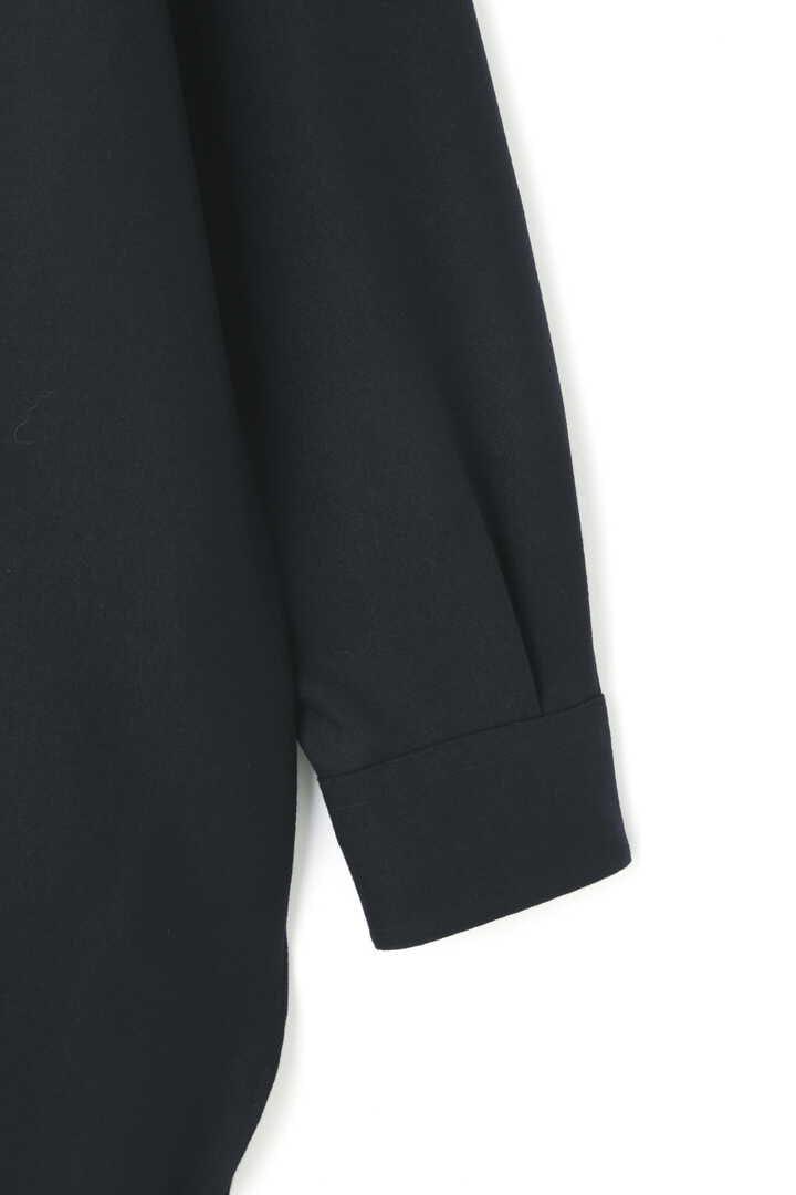 [UNISEX] WOOL FLANNEL LONG SH6