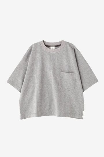THE LIBRARY / CTN GARMENT DYE BIG T