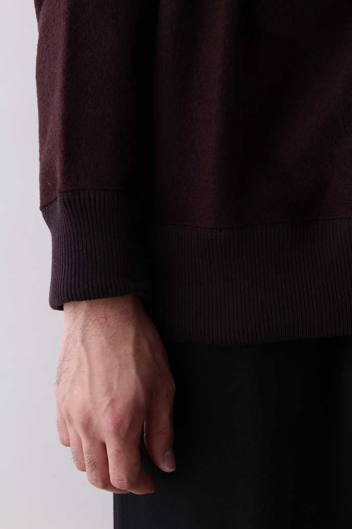 【&Premium別注】THE LIBRARY / WOOL JERSEY