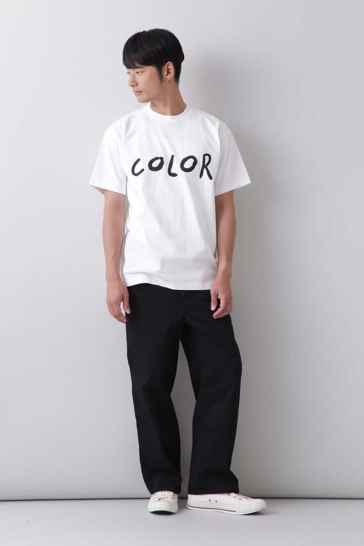 【Marefumi Komura】COLOR Tシャツ2