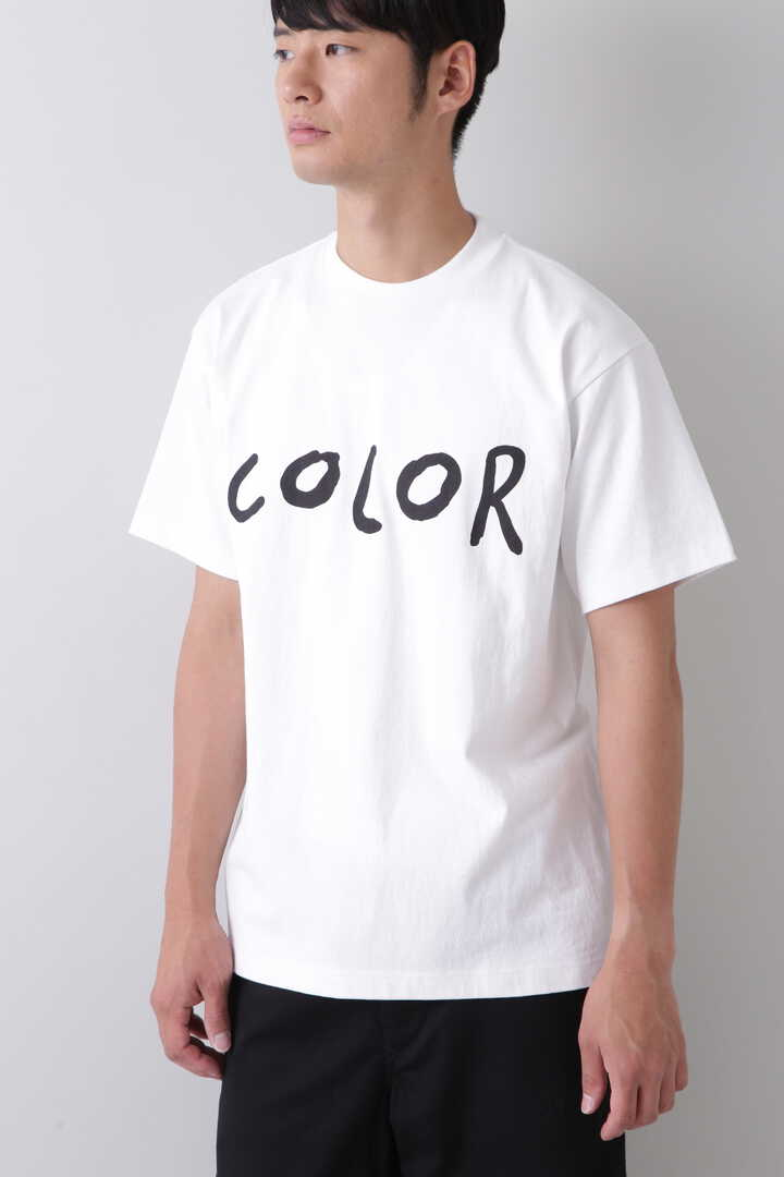 【Marefumi Komura】COLOR Tシャツ3