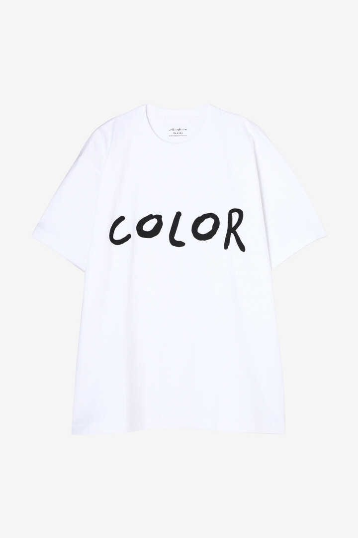 【Marefumi Komura】COLOR Tシャツ1