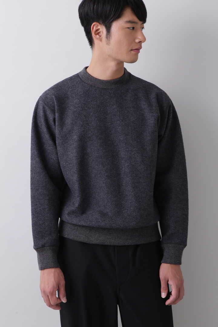 THE LIBRARY / WOOL MILLED P/O2
