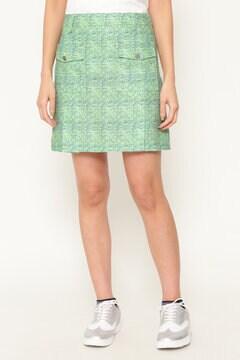 ミックスツイードスカート (WOMENS)
